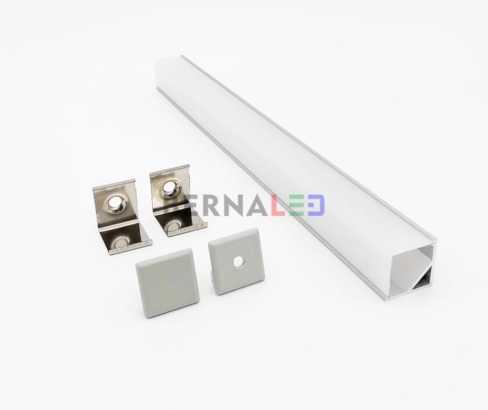 BPS161602 - 16x16mm Corner Mounted
