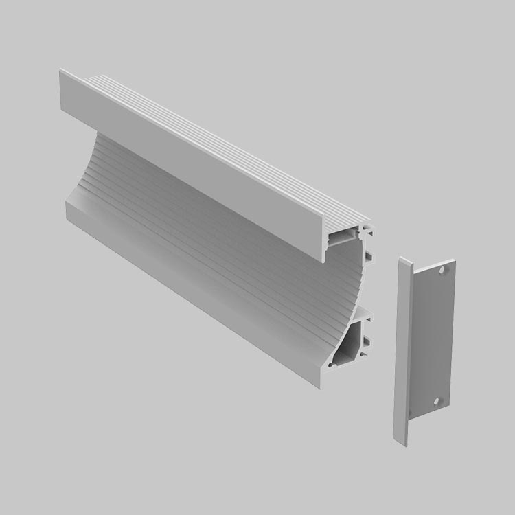 BPS752501 - 75x25mm Wall Mounted