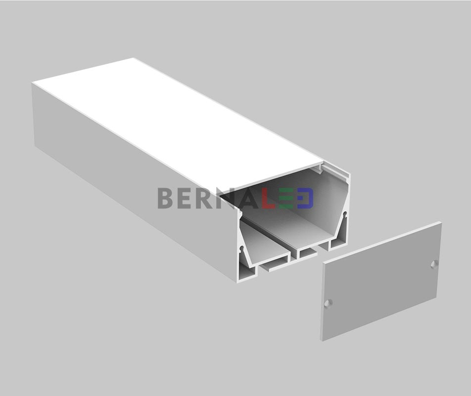 BPS704001 - 70x40mm Suspended