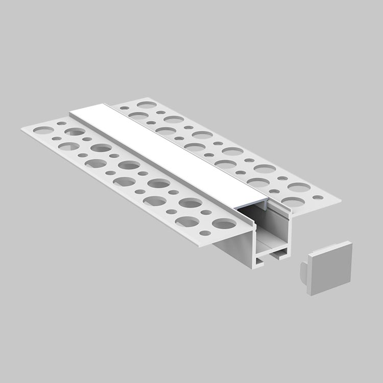 BPS551601 - 55x16mm Wall Mounted