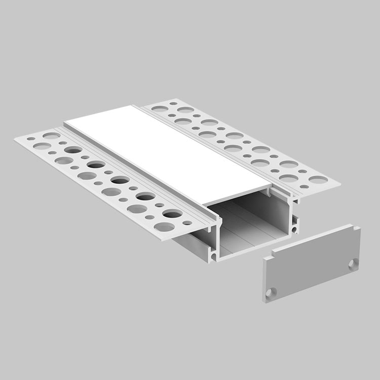 BPS821801 - 82x18mm Wall Mounted
