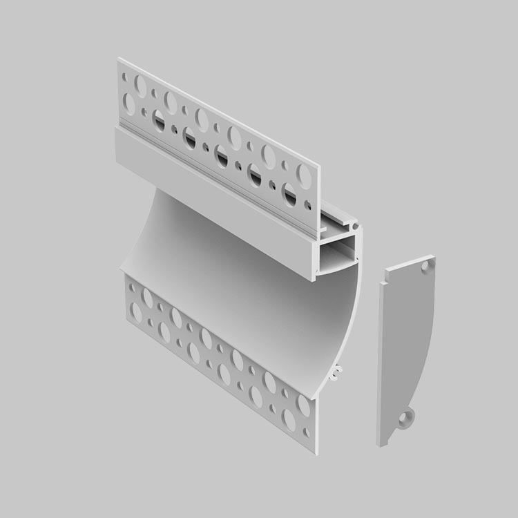 BPS961801 - 96x18mm Wall Mounted