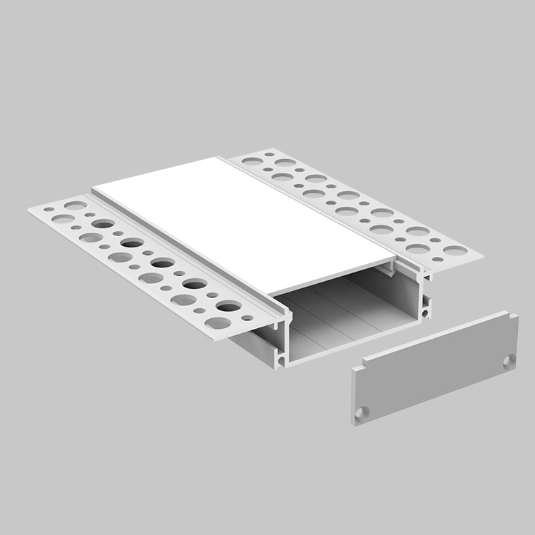 BPS981801 - 98x18mm Wall Mounted